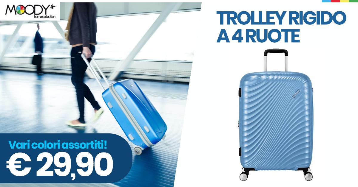 Novità Trolley a soli 29,90 €